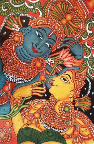 Kerala murals in bangalore dating